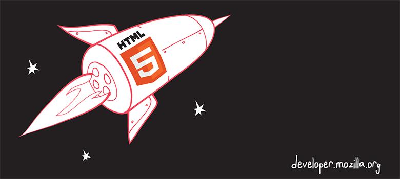html 5 rocket