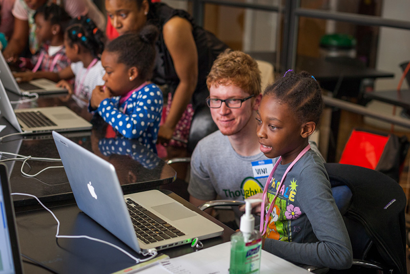 Black Girls Code Workshop