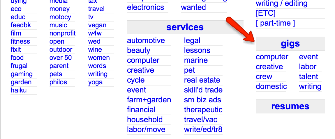 Jobs Jobs On Craigslist