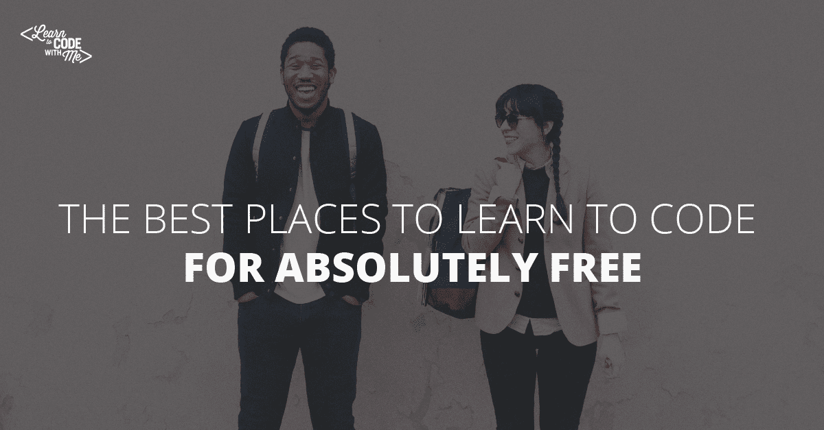 47 Of The Best Places To Learn To Code For Free