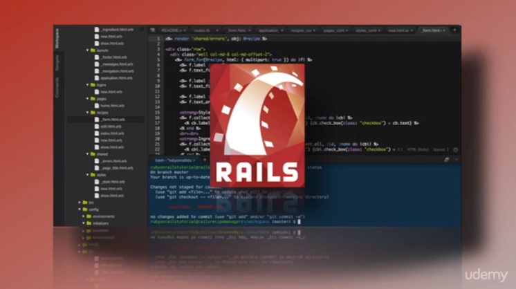 The Professional Ruby on Rails Developer