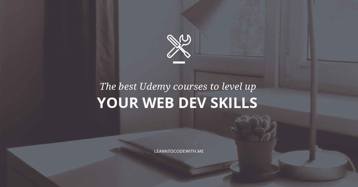 Top Udemy Web Dev Courses