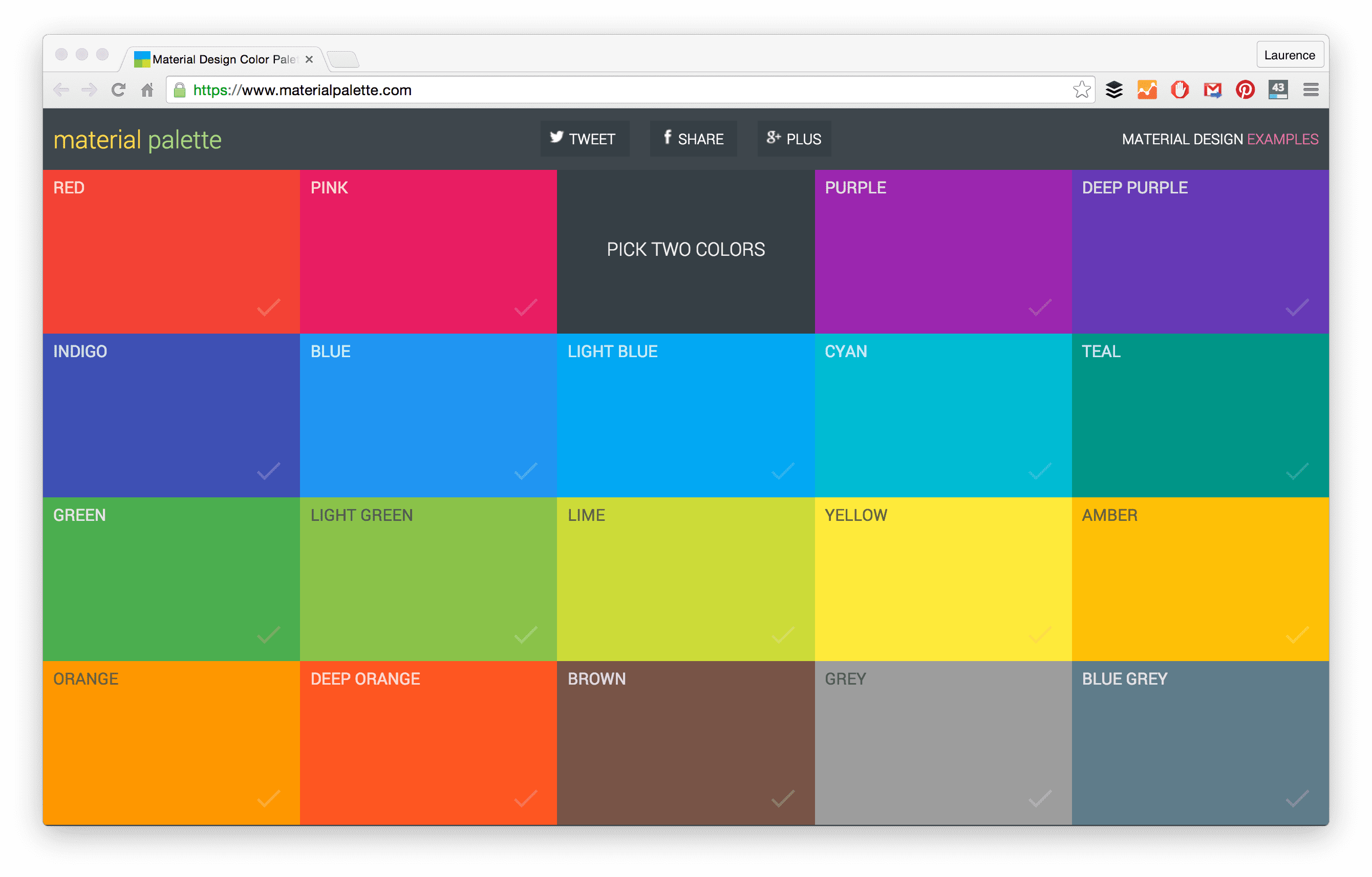 Color picker online rgba - 9 Material Palette