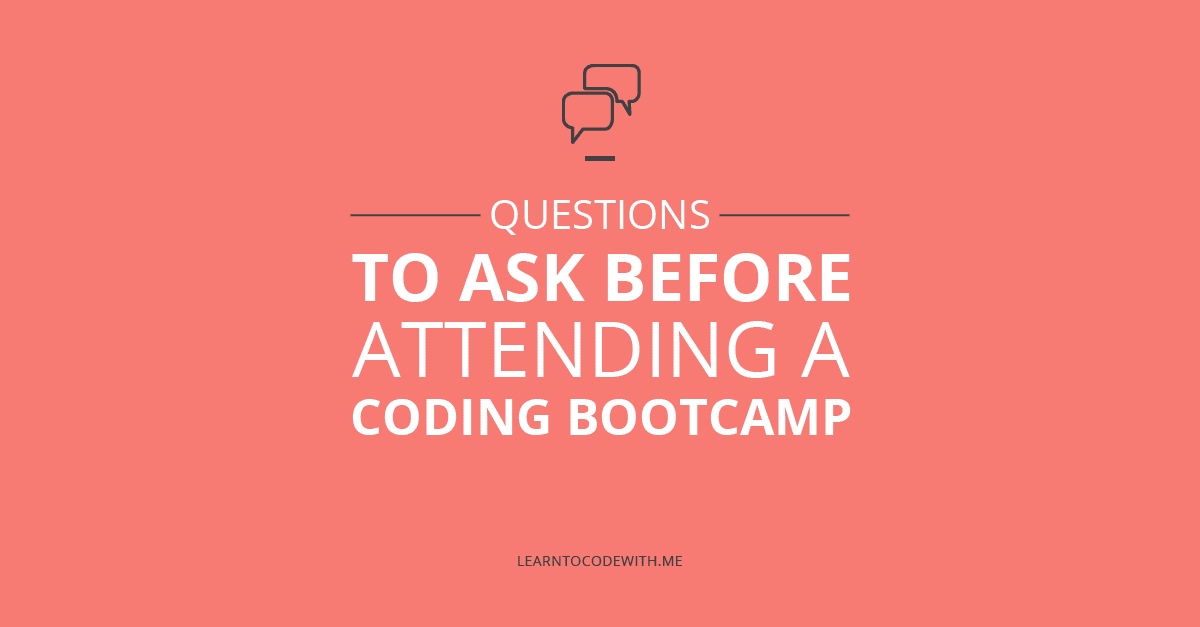 Pre coding bootcamp questions