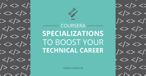 Coursera Specializations