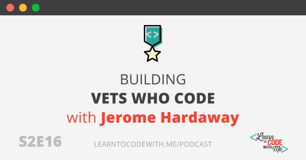 Building Vets Who Code