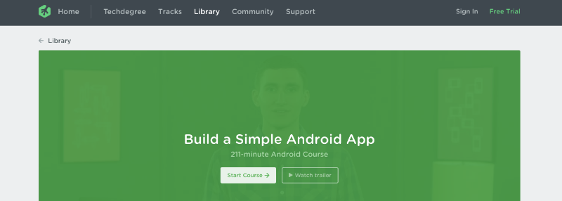 Build A Simple Android App