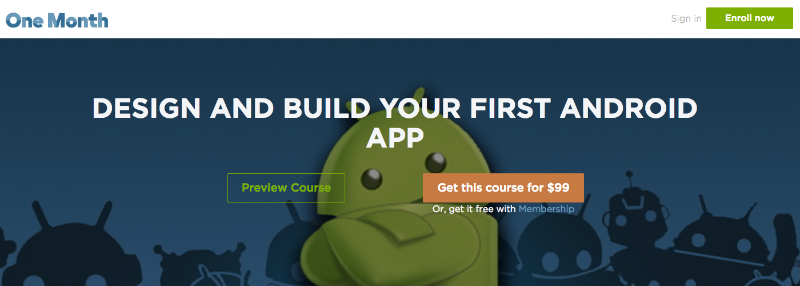 Design And Build Your First Android App