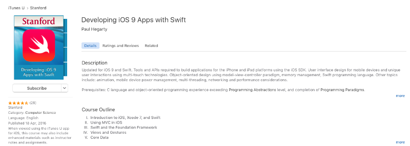 Developing iOS 9 Apps with Swift