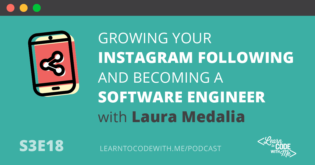 Becoming a software engineer with Laura Medalia