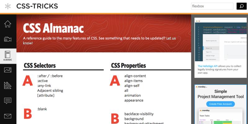 css-almanac