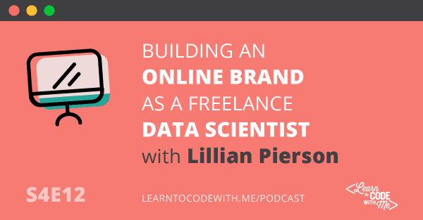 Building an online brand with Lillian Pierson