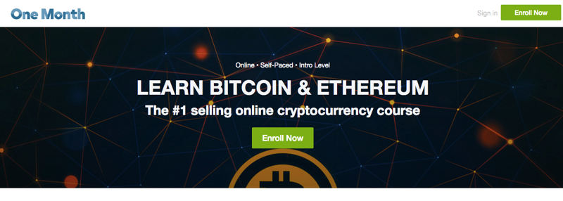 Learn Bitcoin and Ethereum