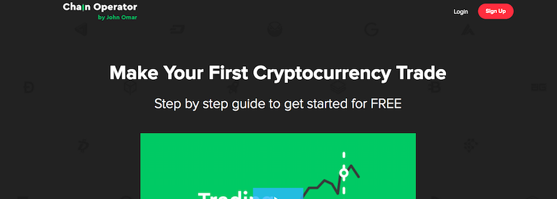 Make Your First Cryptocurrency Trade