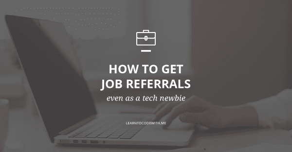 How to Get a Job Using Referrals