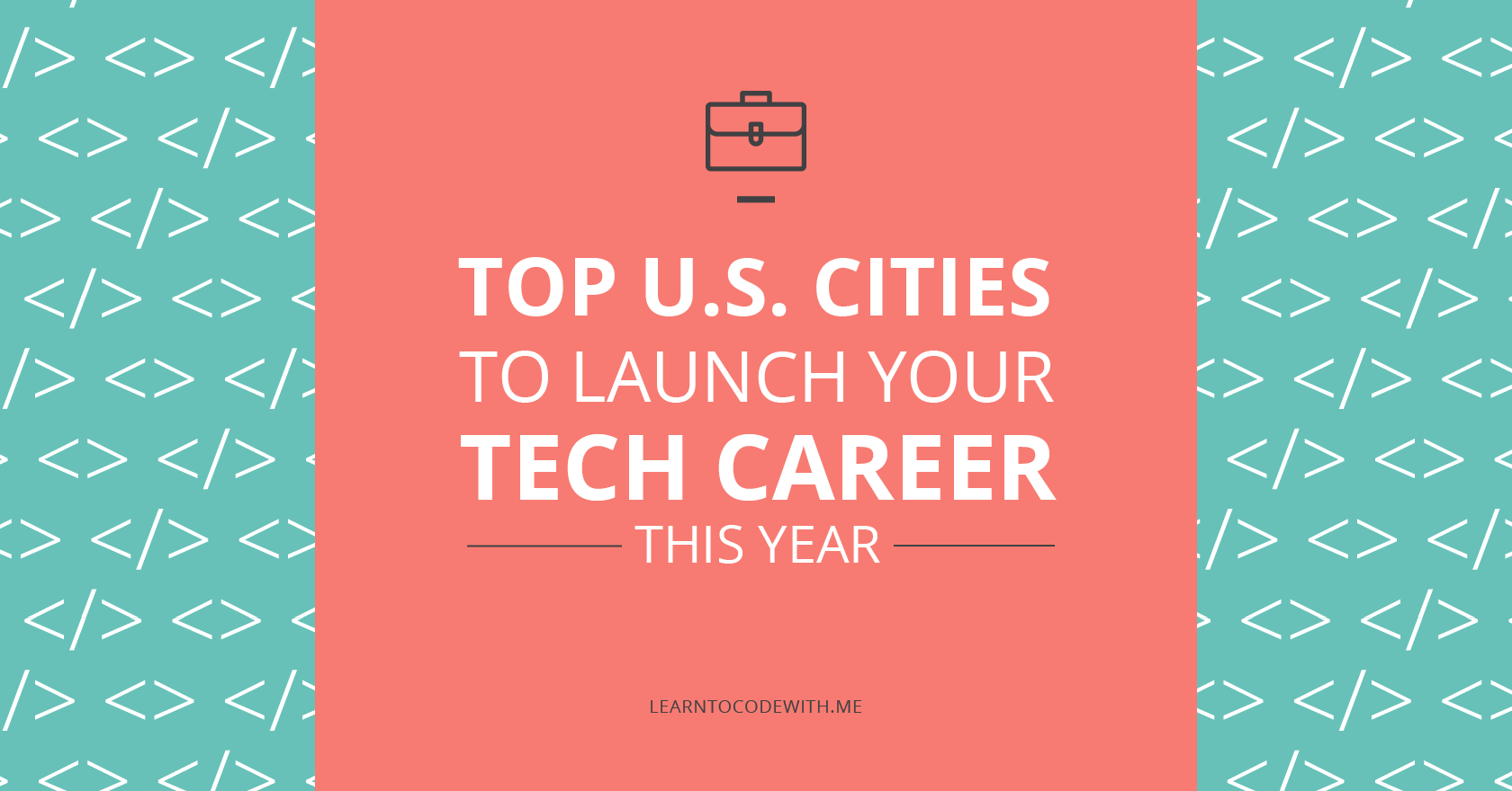 Best tech cities in the US - 2020