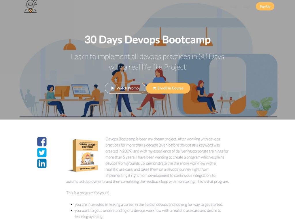 30-day devops bootcamp