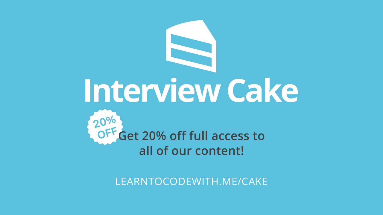 Interview Cake