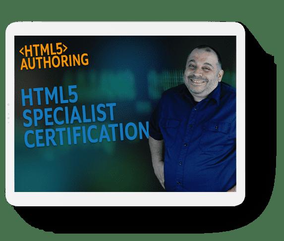 htlm5 authoring