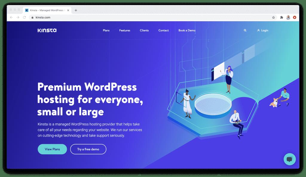 Kinsta WordPress Hosting Overview