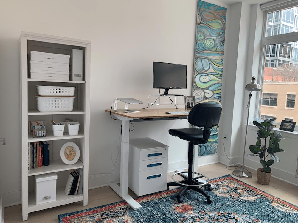 My home office setup