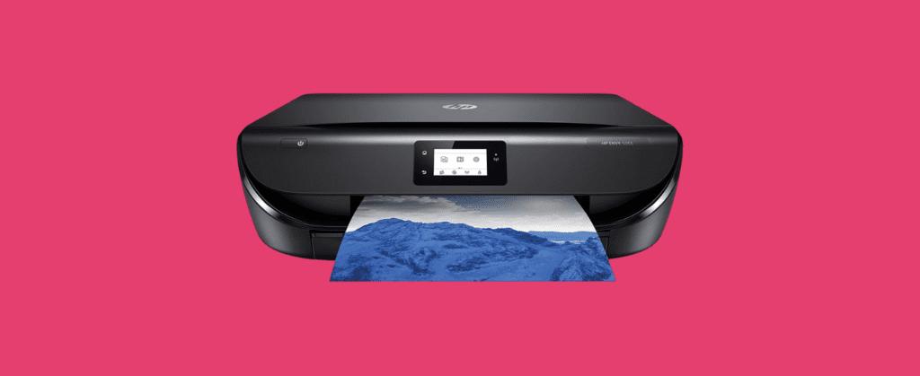 hp envy 5055 wireless photo printer