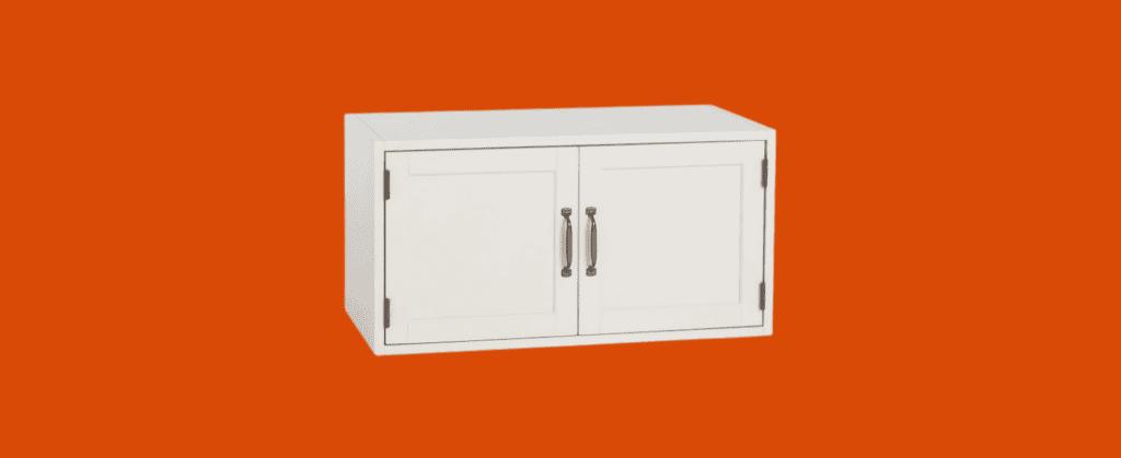 hampton wall system cabinet