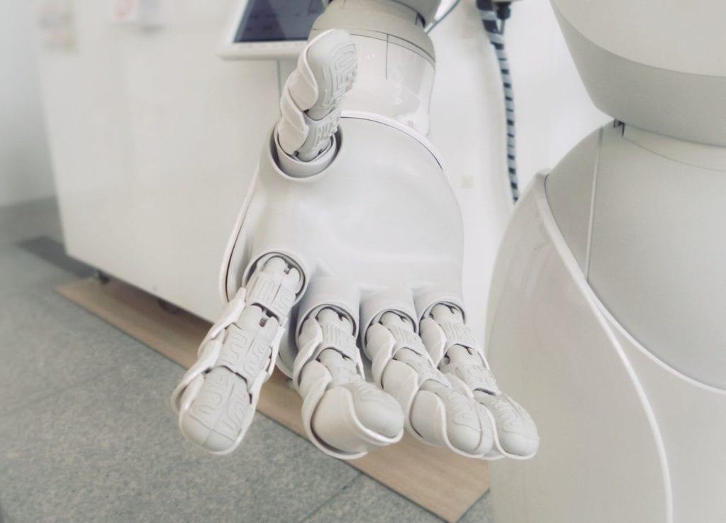 machine learning robotics