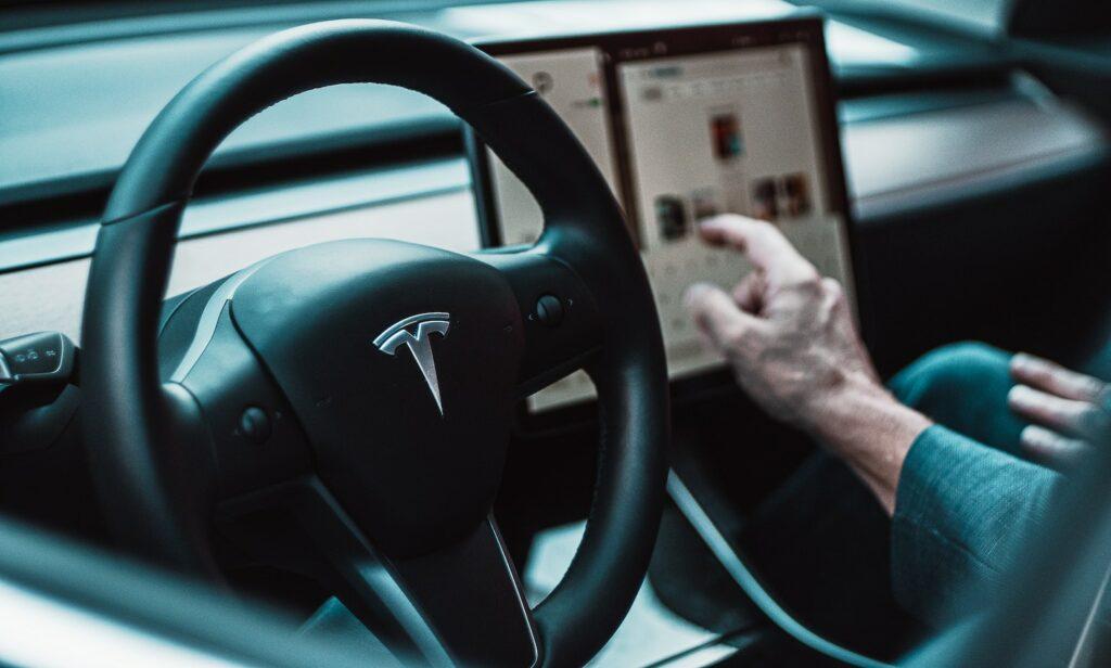 machine learning self driving car